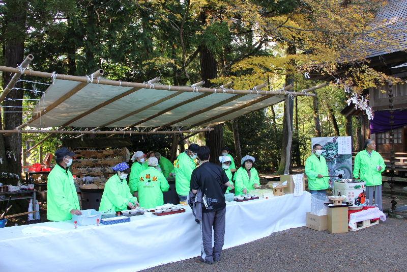 日本神話の旅 【須佐神社】_c0011649_7221141.jpg