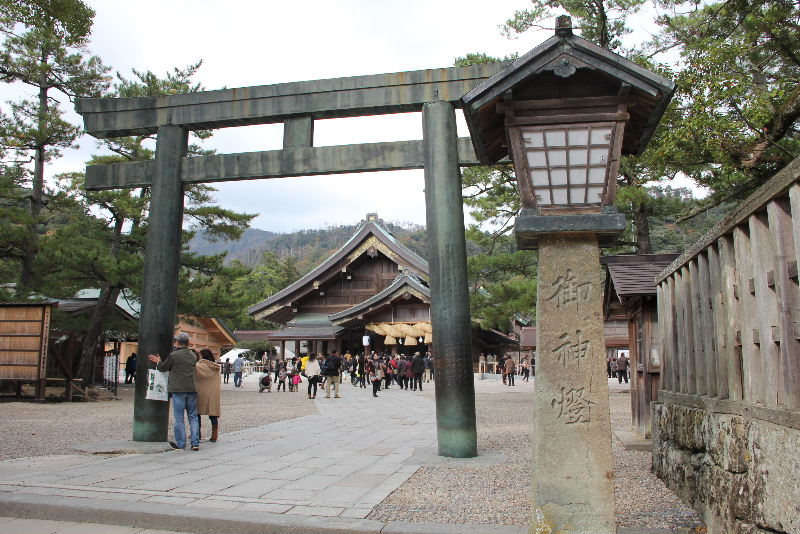 日本神話の旅 【出雲大社】_c0011649_7333794.jpg