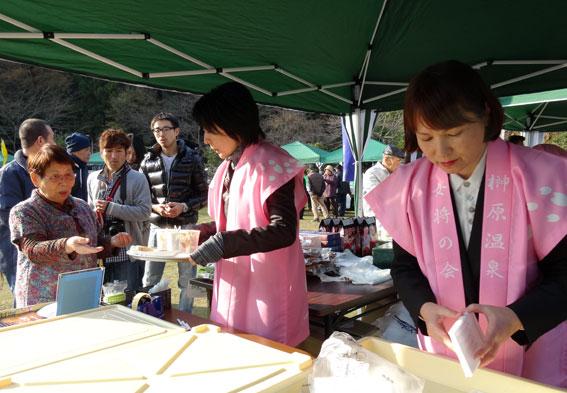 今年も収穫祭で温泉コーヒー_b0145257_1541610.jpg
