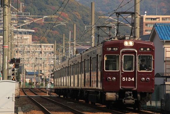 阪急5134F 箕面線代走_d0202264_1957189.jpg