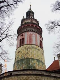 Czech Republic チェスキー・クルムロフ城_e0195766_8341532.jpg