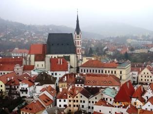 Czech Republic チェスキー・クルムロフ城_e0195766_8343021.jpg