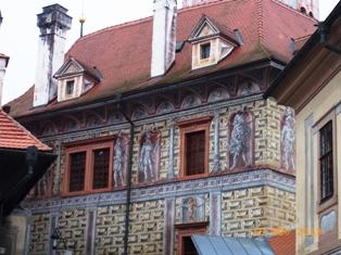 Czech Republic チェスキー・クルムロフ城_e0195766_8343832.jpg