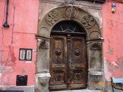 Czech Republic チェスキー・クルムロフの町_e0195766_8382953.jpg