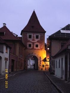 Czech Republic チェスキー・クルムロフの町_e0195766_83915.jpg