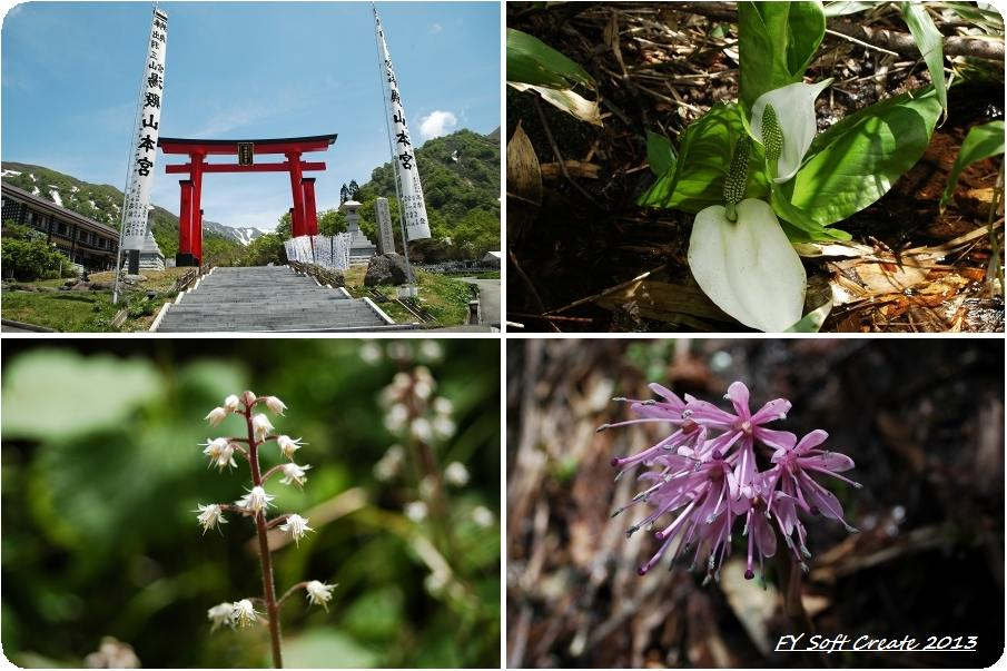 ◆ 出羽三山「湯殿山神社」から土湯温泉へ (2005年6月)_d0316868_19551986.jpg