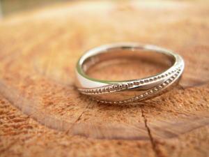 結婚指輪 オーダー_d0237570_13485741.jpg