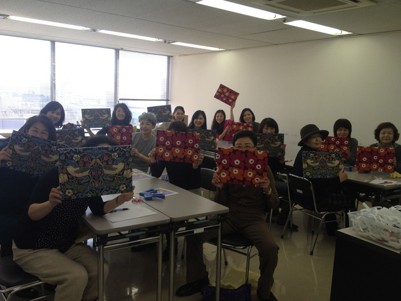 岩田屋コミュニテイカレッジ一日講座いってきました!_e0112378_17221265.jpg