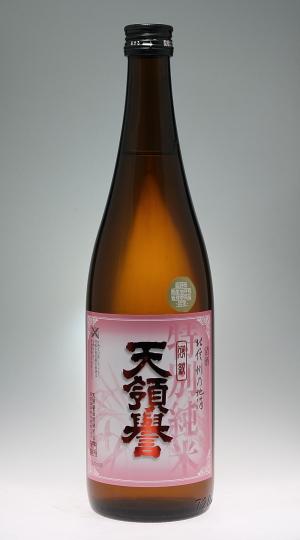 天領誉 特別純米酒 [天領誉酒造]_f0138598_2244126.jpg