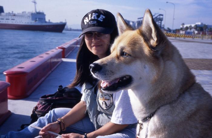 犬連れのはじまり_c0049299_19101776.jpg