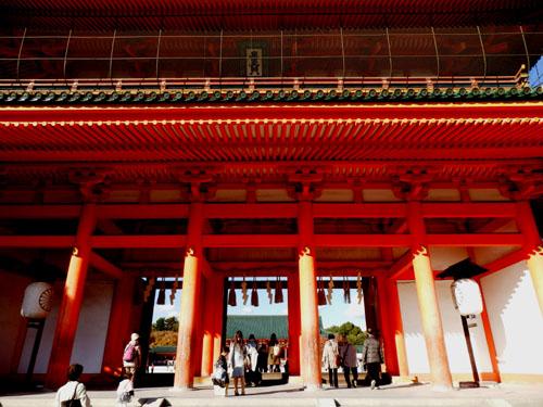平安神宮 13紅葉だより45_e0048413_1555220.jpg