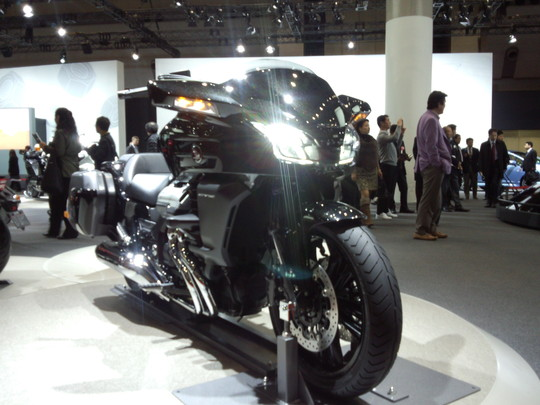東京モーターショー 11月22日_a0169121_11453043.jpg