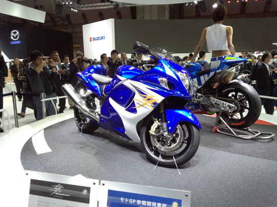 東京モーターショー 11月22日_a0169121_11493317.jpg