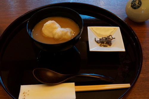 紫野和久傳 堺町店_c0223630_19385518.jpg