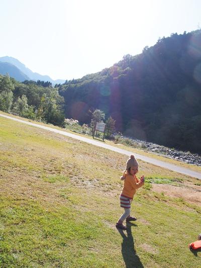 第6回 10月キャンプ 奥飛騨温泉郷キャンプ場_b0083431_2237458.jpg