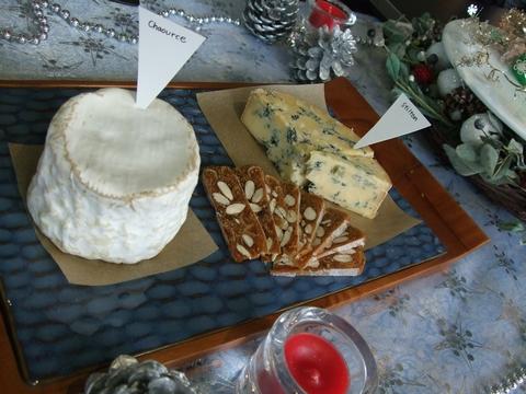 チーズとワイン&シャンパーニュのマリアージュ♥_e0303431_18113620.jpg