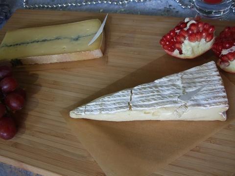 チーズとワイン&シャンパーニュのマリアージュ♥_e0303431_1812166.jpg