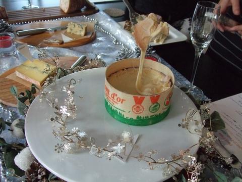 チーズとワイン&シャンパーニュのマリアージュ♥_e0303431_1840210.jpg