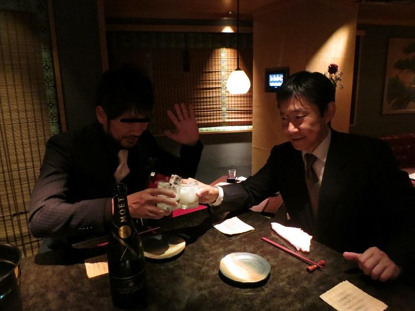 ゆうちゃんバースデーROUND43IN油屋黒松_a0019032_2135391.jpg