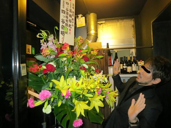 ゆうちゃんバースデーROUND43IN高庵TOKYO_a0019032_2148094.jpg