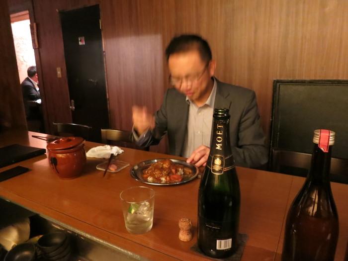 ゆうちゃんバースデーROUND43IN高庵TOKYO_a0019032_2150014.jpg