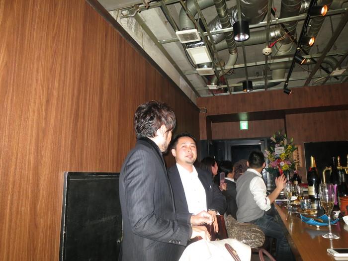 ゆうちゃんバースデーROUND43IN高庵TOKYO_a0019032_21511766.jpg