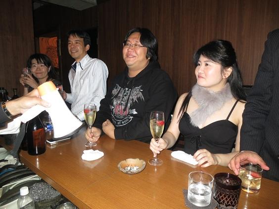 ゆうちゃんバースデーROUND43IN高庵TOKYO_a0019032_21515018.jpg