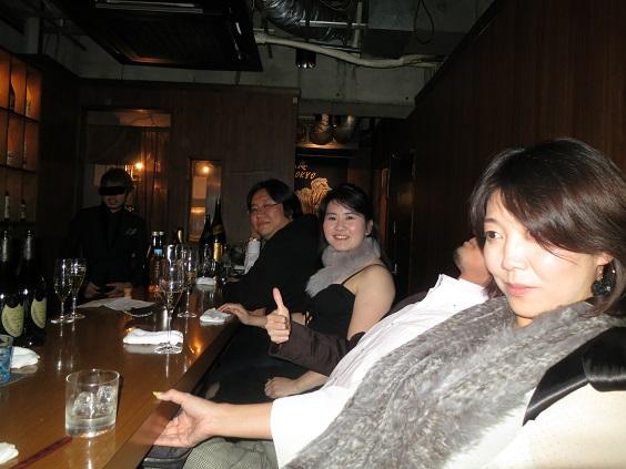 ゆうちゃんバースデーROUND43IN高庵TOKYO_a0019032_2151582.jpg