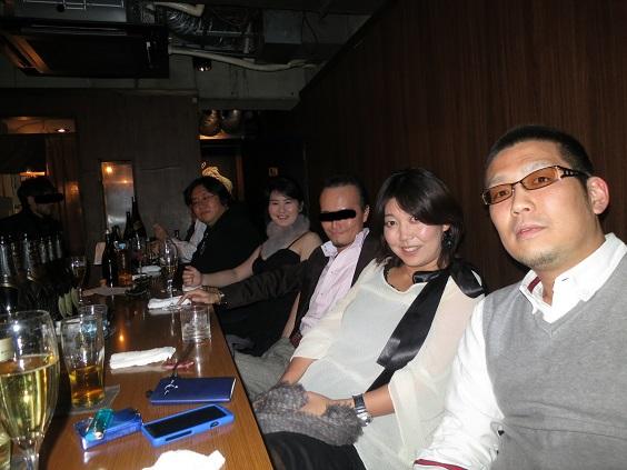 ゆうちゃんバースデーROUND43IN高庵TOKYO_a0019032_2152783.jpg