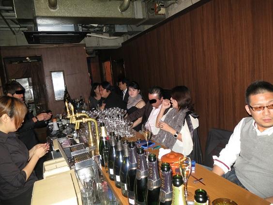 ゆうちゃんバースデーROUND43IN高庵TOKYO_a0019032_2153639.jpg