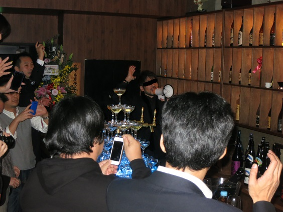 ゆうちゃんバースデーROUND43IN高庵TOKYO_a0019032_21542919.jpg