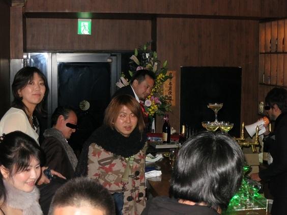 ゆうちゃんバースデーROUND43IN高庵TOKYO_a0019032_2155132.jpg
