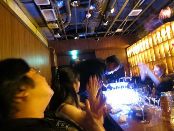 ゆうちゃんバースデーROUND43IN高庵TOKYO_a0019032_215655.jpg