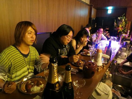 ゆうちゃんバースデーROUND43IN高庵TOKYO_a0019032_21584657.jpg