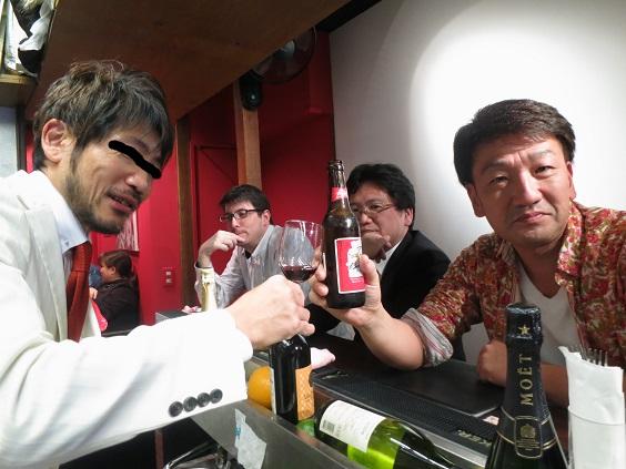 ゆうちゃんバースデーROUND43IN新宿チキン_a0019032_22293451.jpg
