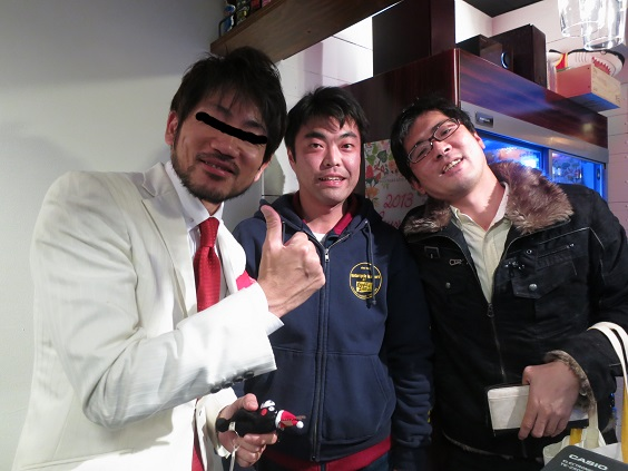 ゆうちゃんバースデーROUND43IN新宿チキン_a0019032_22302696.jpg
