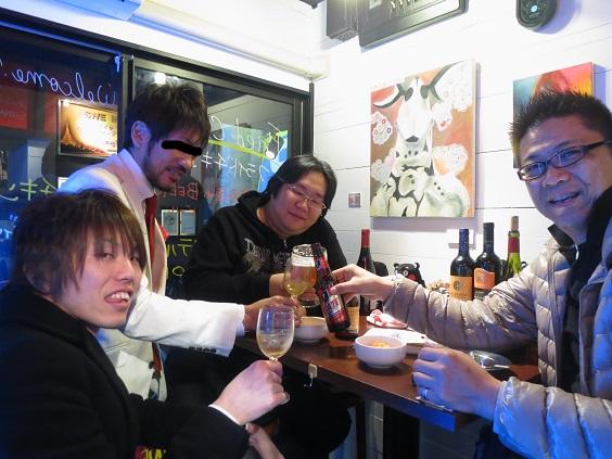 ゆうちゃんバースデーROUND43IN新宿チキン_a0019032_22304213.jpg