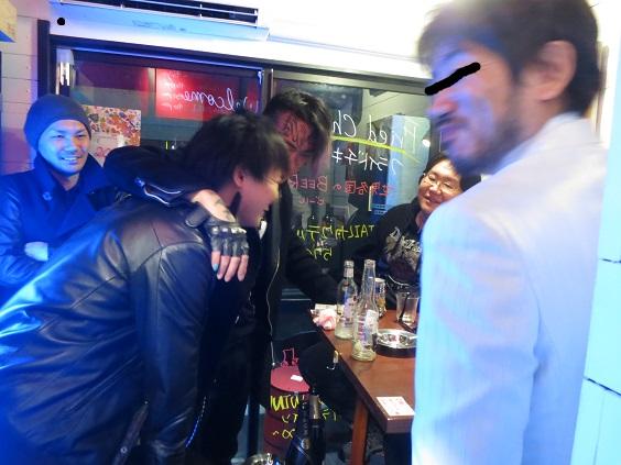 ゆうちゃんバースデーROUND43IN新宿チキン_a0019032_22325385.jpg