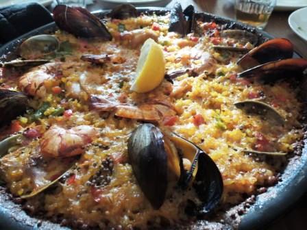 スペイン料理Mitad Y Mitad にて「いわての在来作物を楽しむ会」_b0206037_945283.jpg