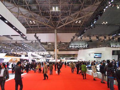 6年ぶりの東京モーターショーは初のプレビューナイト・東展示棟その他編_d0079440_19264115.jpg