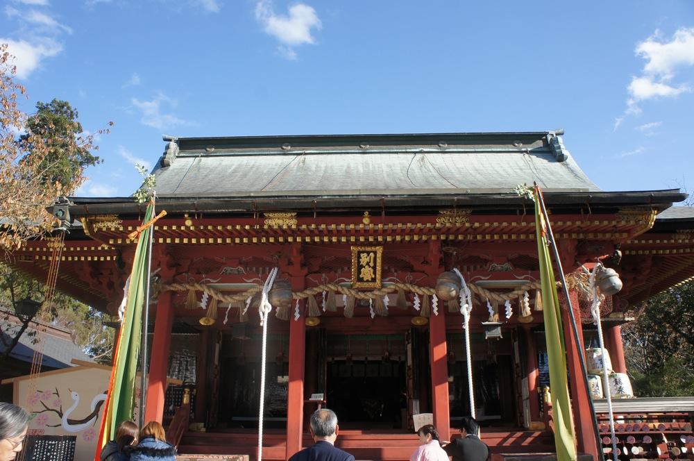 鹽竈神社 本殿へ向かう_d0001843_23114599.jpg