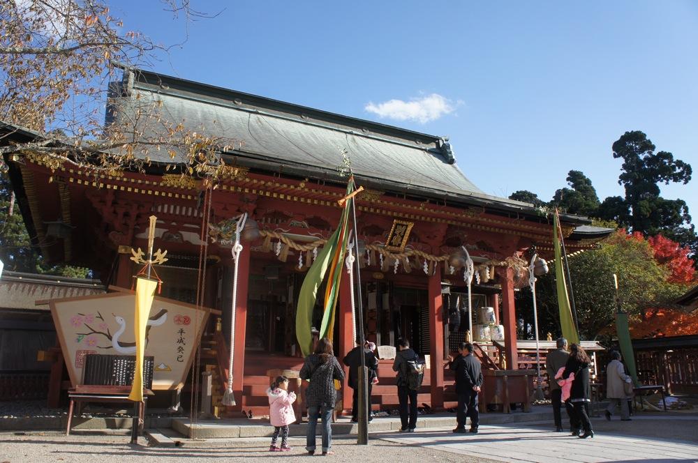 鹽竈神社 本殿へ向かう_d0001843_2313694.jpg