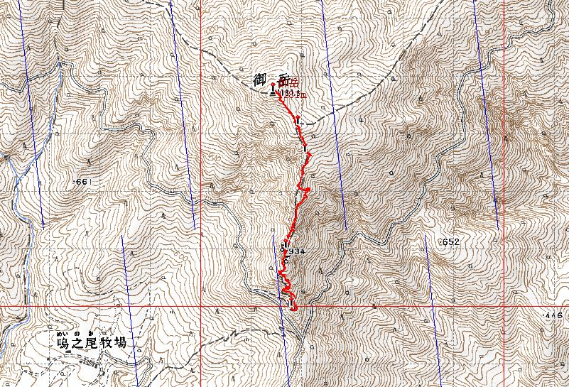 南九州の山旅・②・・・高隈御岳_e0164643_16472239.jpg