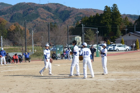 福島選抜VS東稜高校②_b0249247_20315359.jpg