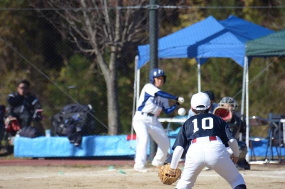 福島選抜VS東稜高校②_b0249247_20322835.jpg