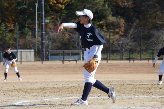 福島選抜VS東稜高校②_b0249247_20422095.jpg