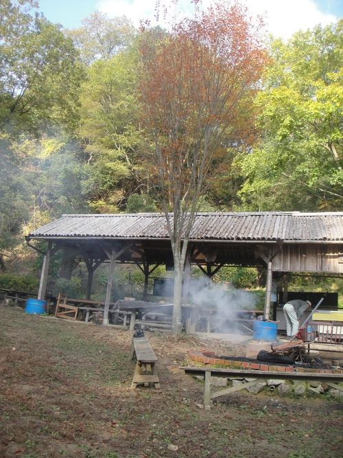 「きのくに子どもNPO」が孝子の森にやってっ来た     by     (TATE-misaki)_c0108460_2283480.jpg