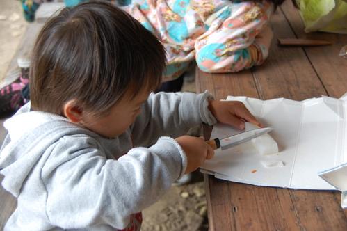 「きのくに子どもNPO」が孝子の森にやってっ来た     by     (TATE-misaki)_c0108460_2331754.jpg