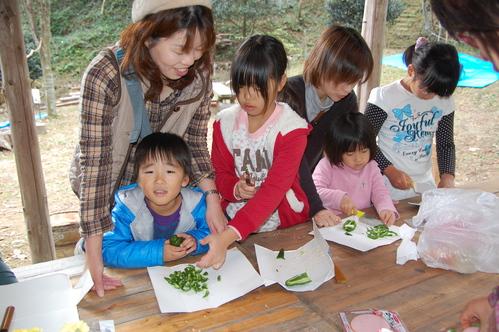 「きのくに子どもNPO」が孝子の森にやってっ来た     by     (TATE-misaki)_c0108460_233577.jpg