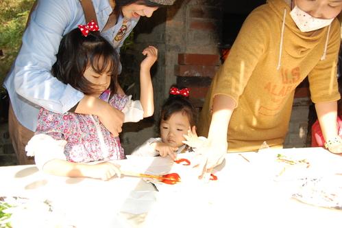 「きのくに子どもNPO」が孝子の森にやってっ来た     by     (TATE-misaki)_c0108460_2372428.jpg